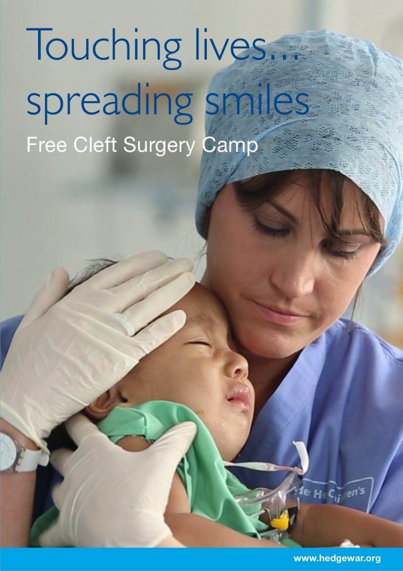 Cleft Surgery Camp Report p01